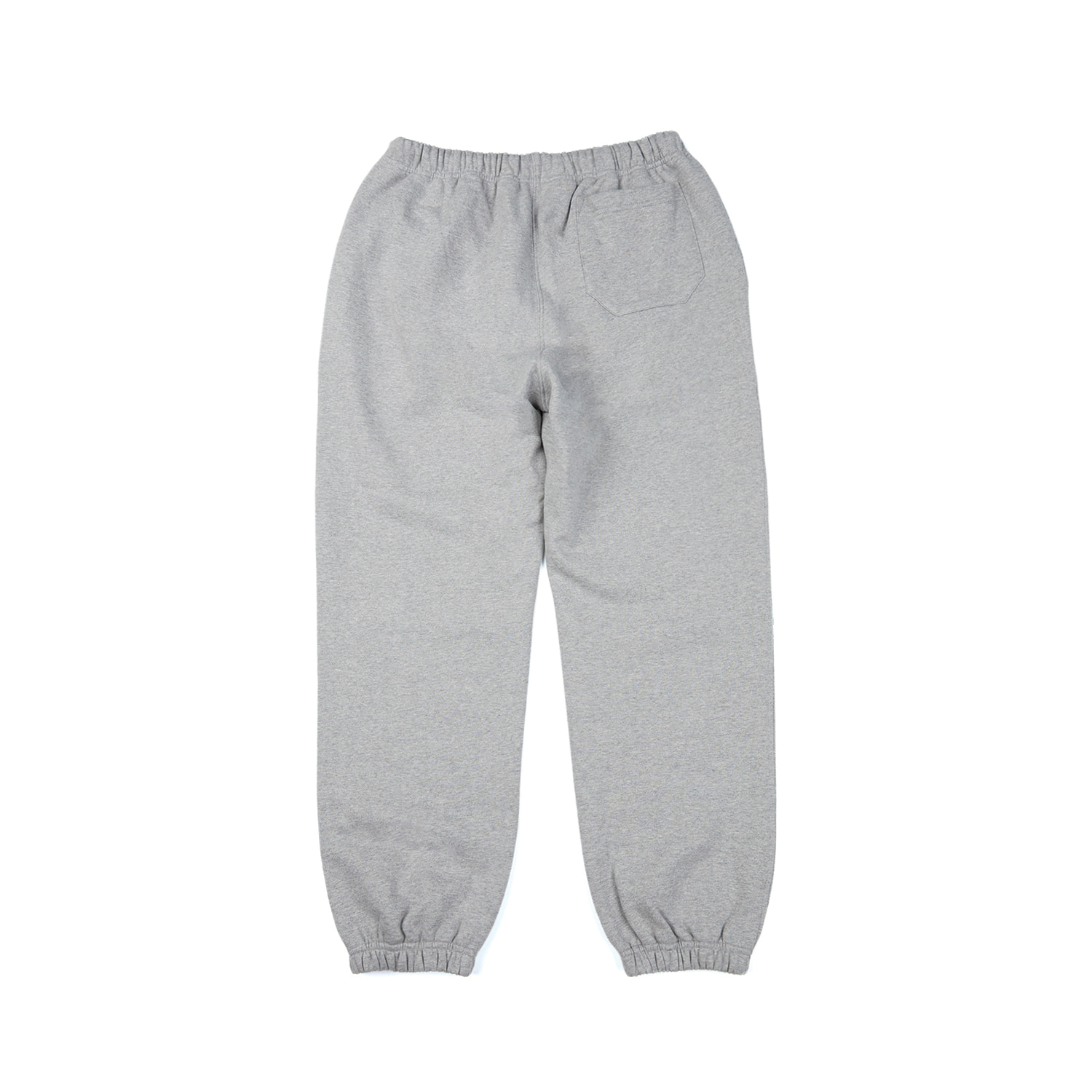 basic sweat pants / gray