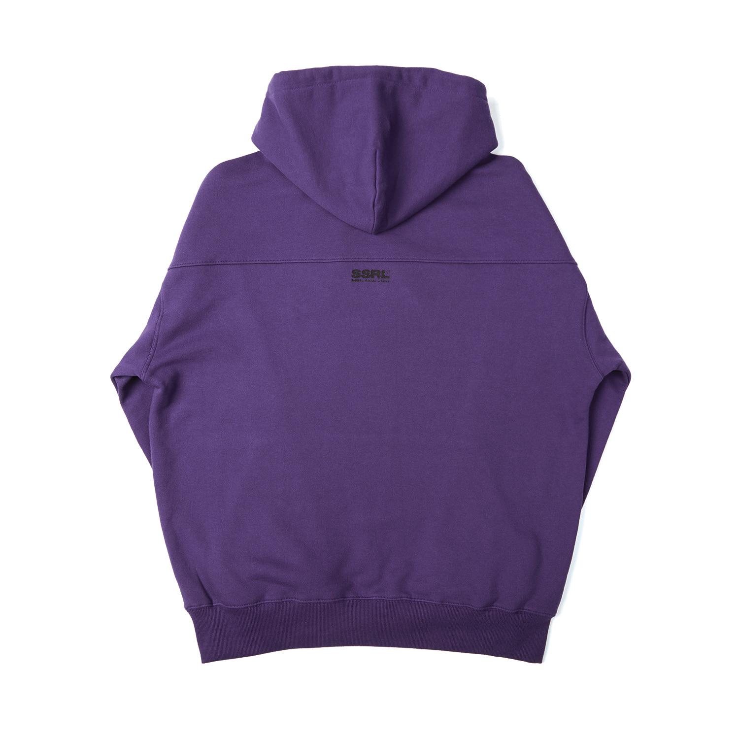 [주우재착용]arch logo hood / purple