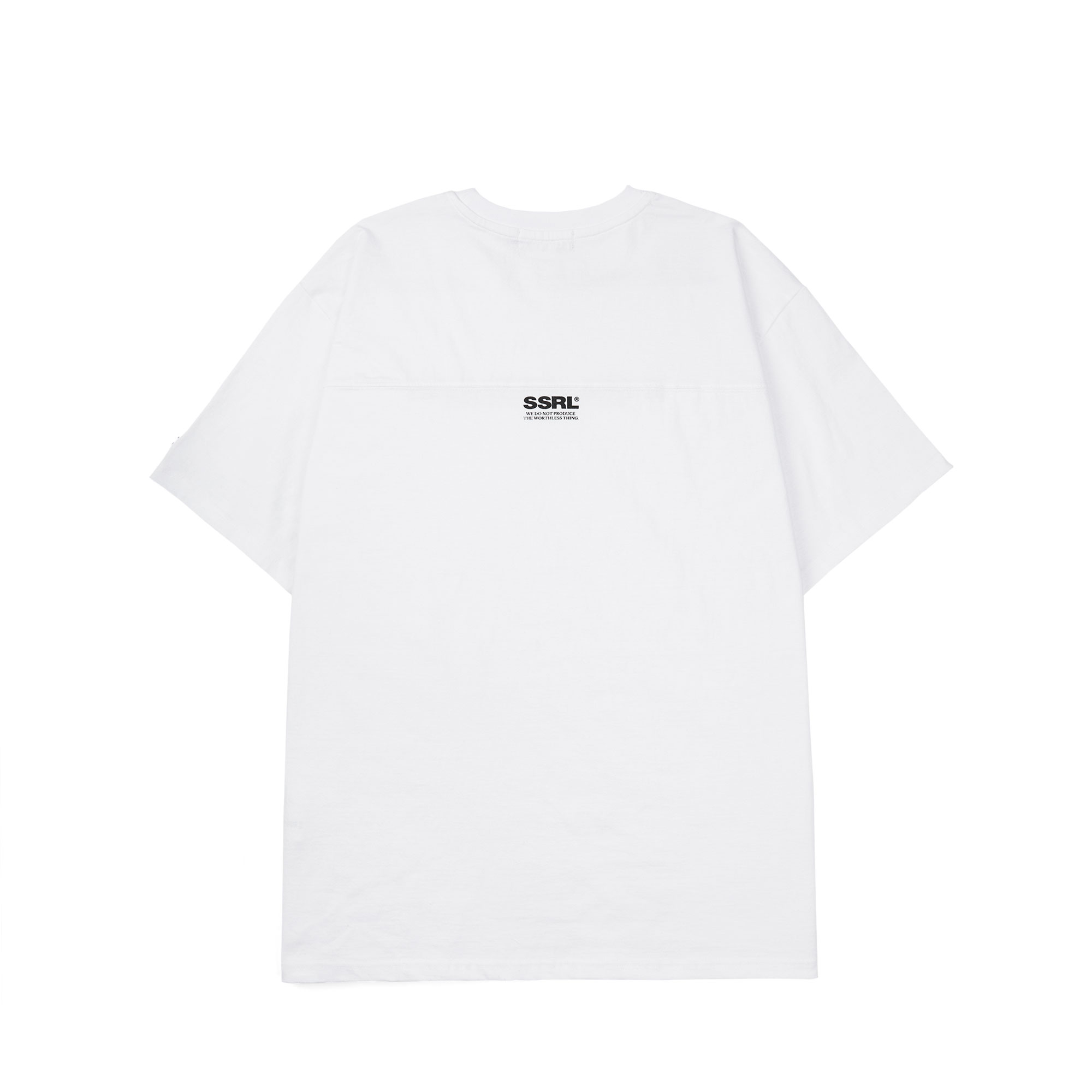 archive tee / white