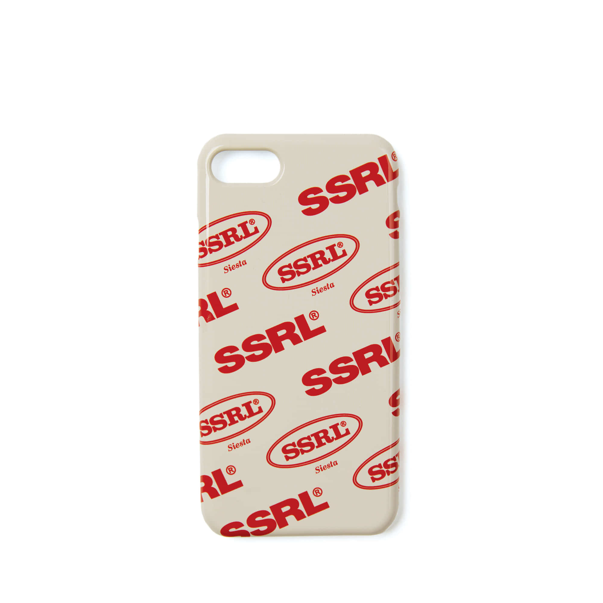 [주우재착용]mix logo hard case / grain