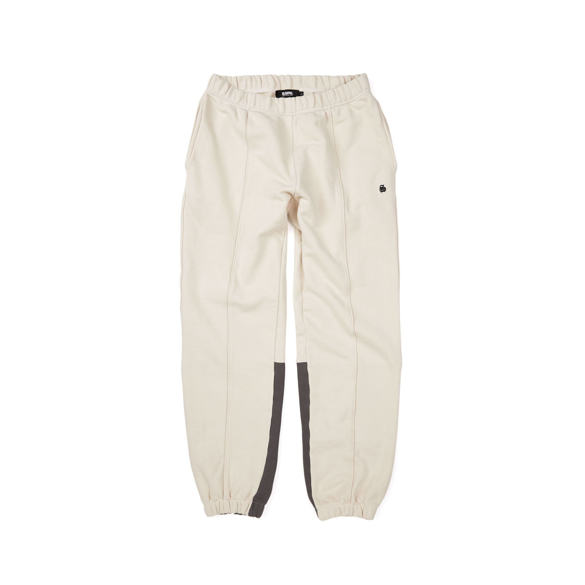 calf sweat pants / cream