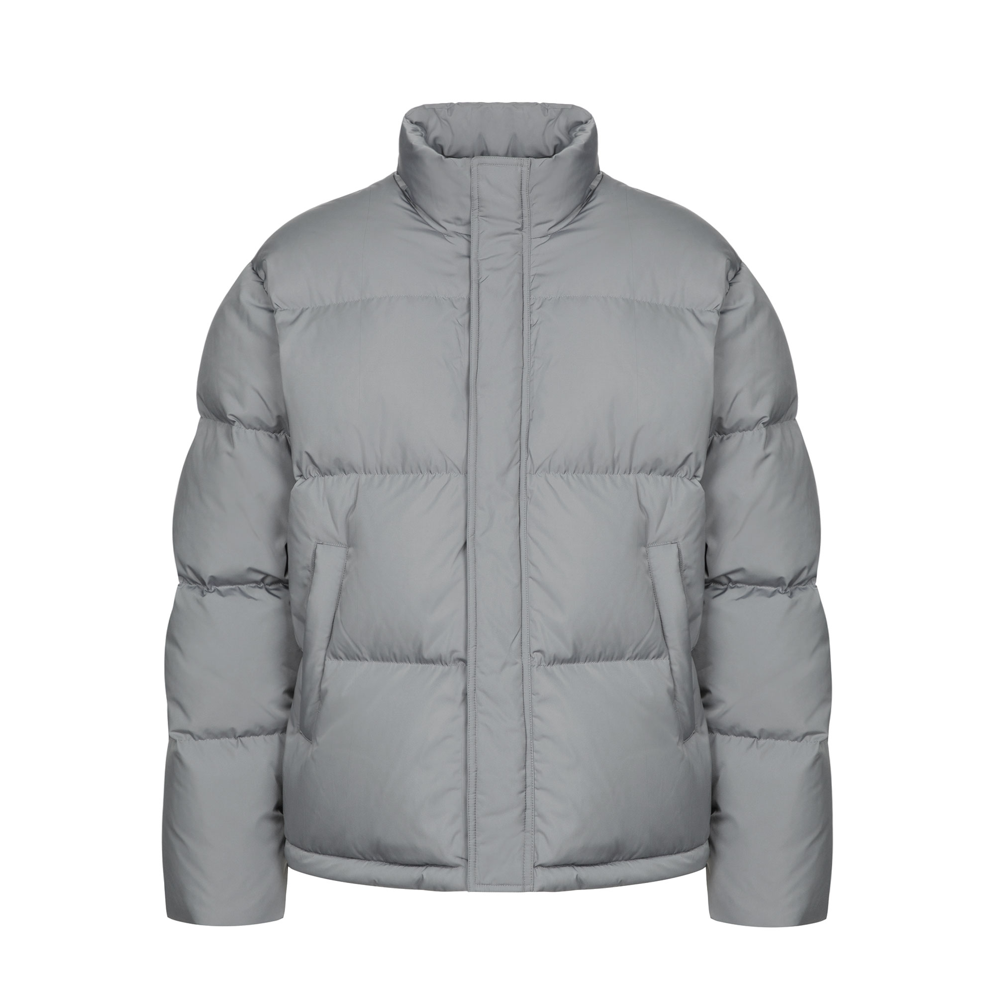 [10/5 예약배송] essential puffer down jacket / gray