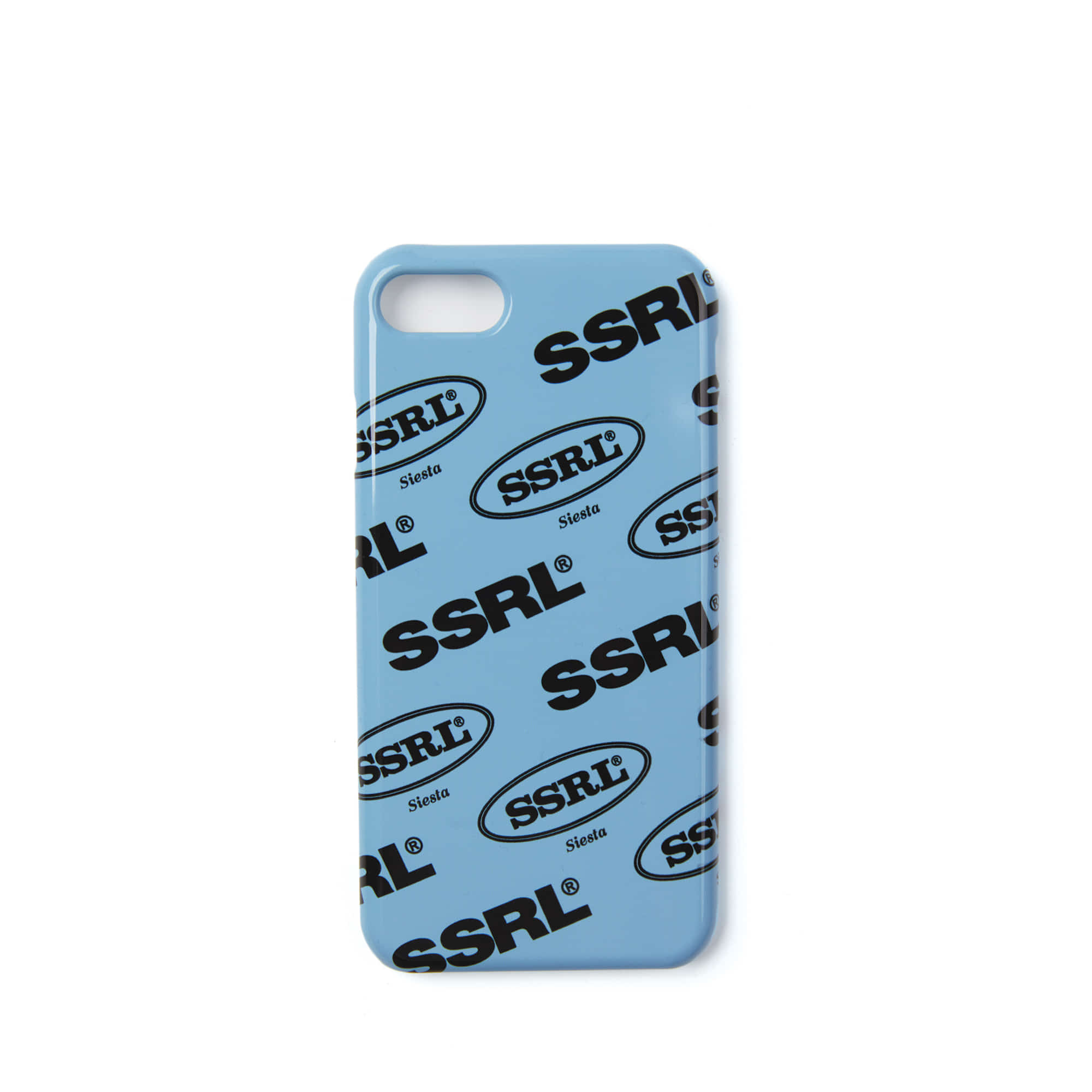 mix logo hard case / sky